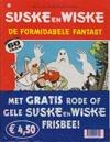 Suske en Wiske softcover nummer: 287 + Frisbee.