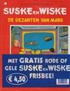 Suske en Wiske softcover nummer: 115 + Frisbee.