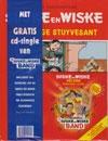 Suske en Wiske softcover nummer: 269 + CD-single helden.