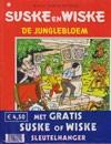Suske en Wiske softcover nummer: 97 + Sleutelhanger.