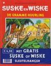 Suske en Wiske softcover nummer: 82 + Sleutelhanger.