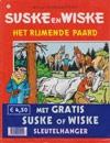 Suske en Wiske softcover nummer: 96 + Sleutelhanger.