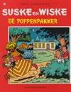 Suske en Wiske softcover nummer: 147. Oude cover.