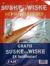 Suske en Wiske softcover nummer: 124 + EK feesttoeter.