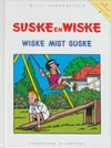 Suske en Wiske Leesboekje - Wiske mist Suske.