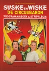 Softcover de circusbaron programmaboek.
