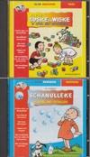 Klein Suske en Wiske / Schanulleke cd-rom spellen (2 cd-s).