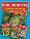 Franse blauwe softcover super bd vacances 2008 (LIDL).