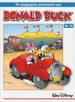 Donald Duck De grappigste avonturen